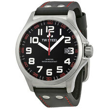 MWS TW Steel Pilot 45 MM Oversized Watch » TW410 iloveporkie #COD PAYPAL
