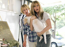 PHOTO MARLEY ET MOI  - OWEN WILSON & JENNIFER ANISTON  (P1) FORMAT 20X27 CM