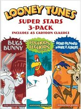 Looney Tunes Super Stars 3-Pack: Bugs Bunny/Foghorn Leghorn (DVD Used Very Good)