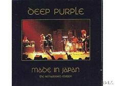 DEEP PURPLE-Made in Japan       Remastered   2 CD!!