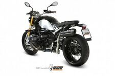 MIVV SUONO Sportauspuff Auspuff silencer BMW R 1200 NineT 13-  R1ST K21 high up