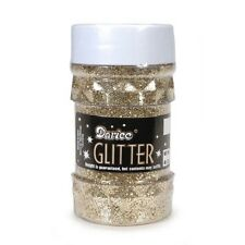 Glitter in 4 oz Shaker Jar - Gold