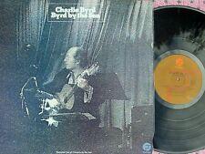 Charlie Byrd ORIG OZ LP Byrd by the sea NM Fantasy L35392 Brazillian Jazz Bossa