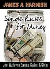 Simple Rules for Money: John Wesley on Earning, Saving, and Giving-ExLibrary