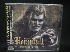 HEIMDALL Hard As Iron + 1 JAPAN CD Nameless Crime Unpure From Depths The Opera