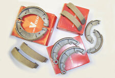 HONDA VT250FD VT250 FD (UK Model) (1983) REAR DRUM BRAKE SHOES Made in Japan