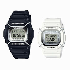 CASIO G-SHOCK LOV-16B-1JR Lover's collection 2016 Pair watch in hand