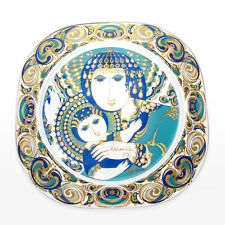 Rosenthal Bjorn Wiinblad - 'Mother And Child' 1976 Wall-Hanging Christmas Plate