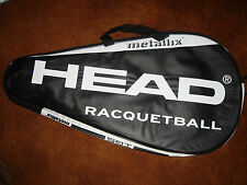 HEAD RACQUETBALL RACQUET FULL COVER - CASE  IGS METALLIX