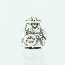 New Pandora Bead Charm - Sterling Silver 790588 Viking ALE 925 Retired