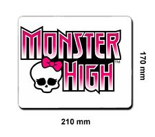 Monster High, A - Alfombra de raton, Alfombrilla, Mouse pad