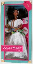 Barbie Collector Dolls of the World Brazil Doll (Pink Label (NEW)