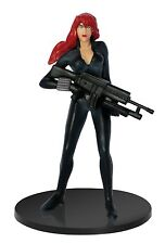 Black Widow PVC Figure - 4 inches tall - makes a great cake topper or a fun toy!