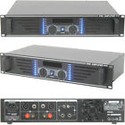 "1000W Stereo Power Amplifier – Professional DJ Speaker Sound System- 19"" 2U Rack"