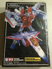 Transformers Masterpiece MP 3 Starscream Ghost Version BNEW unit ON SALE