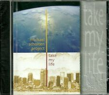CD - Michael Scholten Project - Take my Life - (12 Songs) Leuchter - Neu / OVP