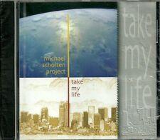 CD - Michael Scholten Project - Take my Life - (12 Songs) Leuchter - Neu / OVP