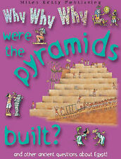 Why Why Why...Were the Pyramids built?, Camilla de la Bedoyere