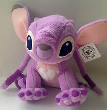 "Angel Plush 14"" Lilo & Stitch Toy Disney World Theme Parks NEW NWT"