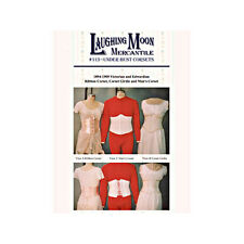 Laughing Moon- Underbust Corset Patterns (Ribbon Corset, Girdle, Men's Corset)