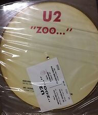 U 2  - ZOO TV - VINYL LP PICTURE DISC NUMERATO 1604 - MINT