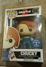 Chucky Bloody Exclusive funko pop ( vhtf) Child's play 2 chucky