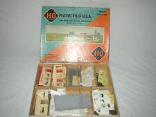 PLASTICVILLE HO SCALE #HO-498 TOWN LOT #MC-21