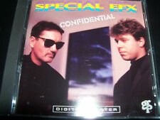 Special EFX Confidential CD – Like New