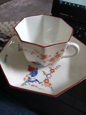 Tea Cup and Saucer - Reproduction of German Meissen