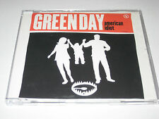 *RARE* GREEN DAY 'AMERICAN IDIOT' 1-TRACK UK PROMO CD SINGLE [2004]
