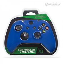 Solid Blue Face Plate Front Housing Shell Mod for Xbox One Wireless Controller