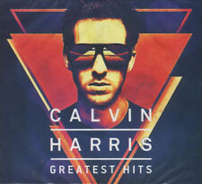 2 CD - Calvin Harris - Greatest Hits - 2016 0 brand new