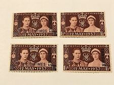 Tangier, Morocco, Great Britain 1937 Coronation  unused  h Lot (D03120)