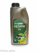 HANDY LOG SPLITTER OIL ALTA VISCOSITÀ IDRAULICO OLIO 1LTR ADATTO BENZINA &