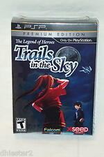 THE LEGEND OF HEROES: TRAILS IN THE SKY PREMIUM EDITION FOR PSP BRAND NEW