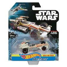 New 2016 STAR WARS Hot Wheels X-WING FIGHTER☆Carships☆1:64 Diecast☆Disney