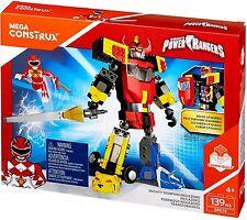 Mega Construx-Mighty Morphin Power Rangers Megazord