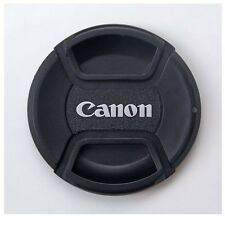 Center Pinch 72mm canon lens cap for 18-200mm 28-135mm 15-85mm 200mm 135mm 85mm