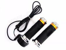 For electric bicycle scooter bike 24v 36v 48v 60v Lithium throttle grip New