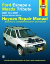 2001-2007 Haynes Ford Escape & Mazda Tribute Repair Manual