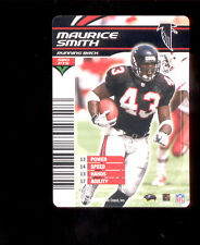 2003 NFL Showdown MAURICE SMITH Atlanta Falcons Rare Card