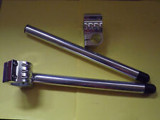 race clip-ons CRMC eligible will  fit othere bikes with 36mm forks
