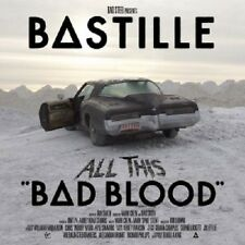 BASTILLE - ALL THIS BAD BLOOD (DELUXE EDITION) 2 CD  25 TRACKS ROCK & POP  NEU