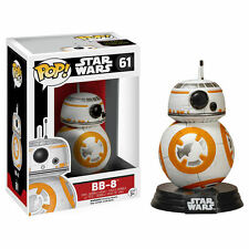 STAR WARS VII the force awaken FUNKO POP Figurine BB-8 DROID 9 cm