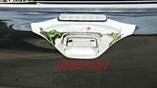 CHROME COVER TRIM REAR TAIL GATE DOOR FOR TOYOTA HILUX VIGO CHAMP 2012 2013 2014