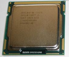Intel Core i5-670 SOCKET 1156 STEP : SLBLT