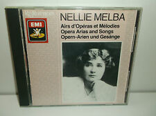 CDH 7 61070 2 Nellie Melba Opera Arias And Songs Favourite Arias