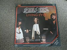 "Bee Gees Living Eyes RARE West German 7"" Single"