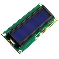 1602 16x2 Character LCD Display Module HD44780 Controller Blue Arduino New
