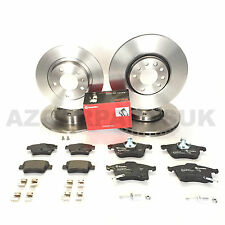 Vauxhall Corsa D 1.6 Turbo VXR 07- Front And Rear Brembo Brake Discs And Pads